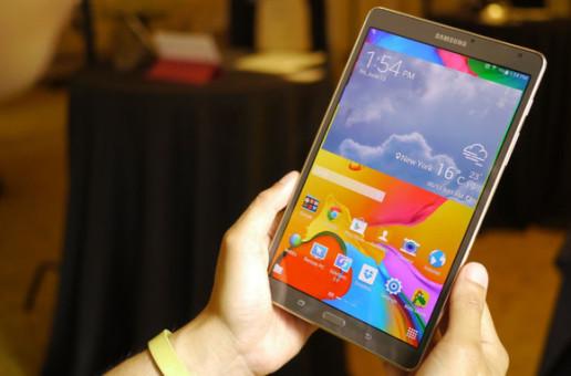 5 fonctionnalités à ne pas rater sur la Galaxy Tab 8.4