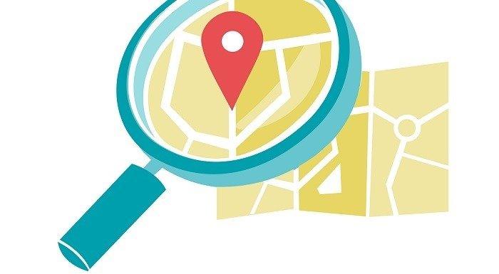 Cerca sulla mappa