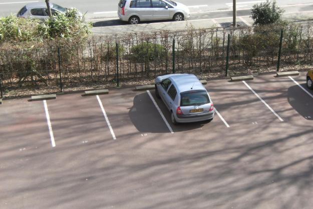 parking lyon