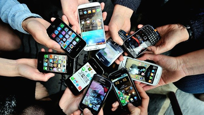 smartphone d'occasion