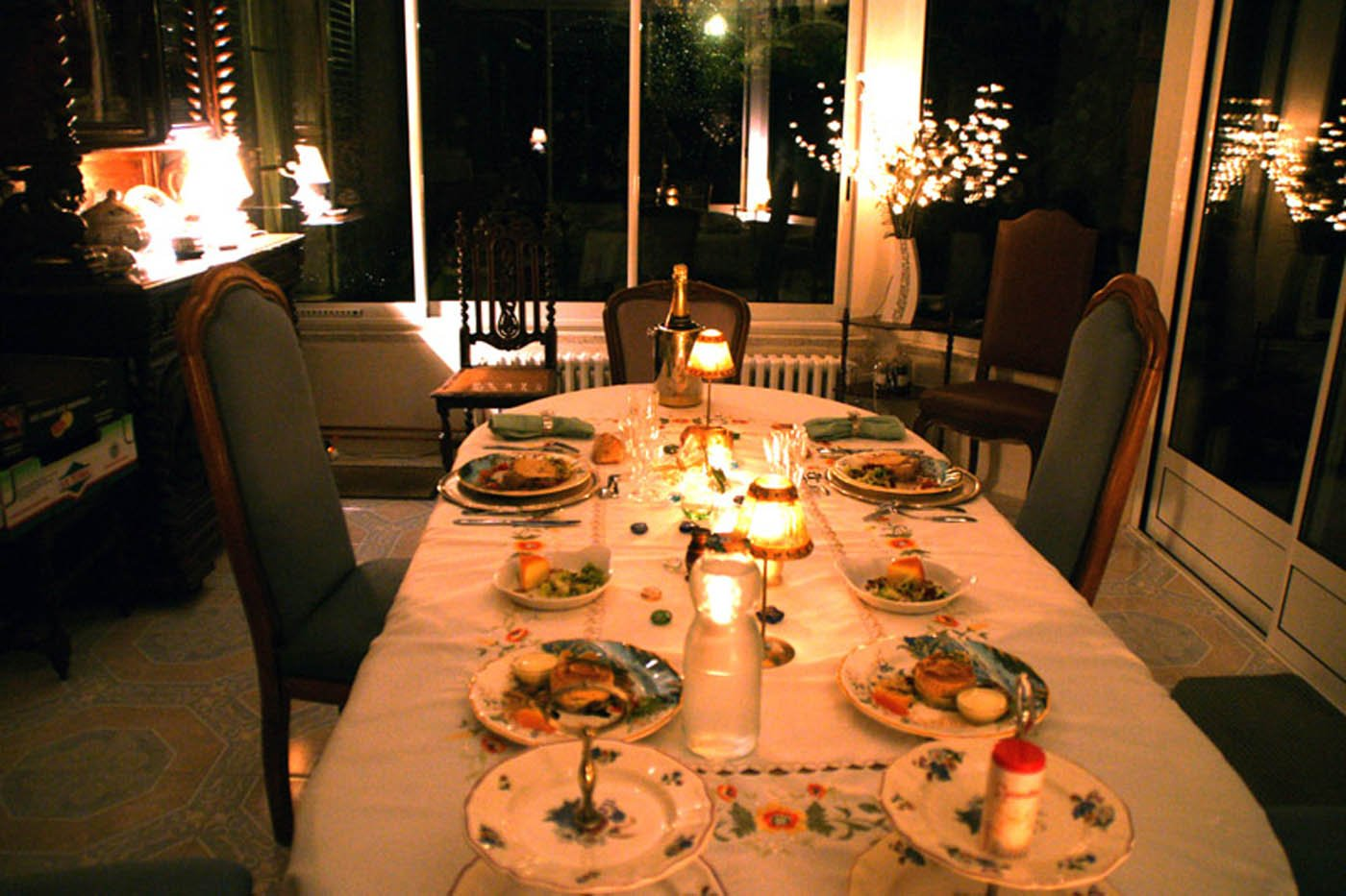 Quel repas pr parer pour un diner en amoureux axonpost - Idee menu pour soiree beaujolais ...