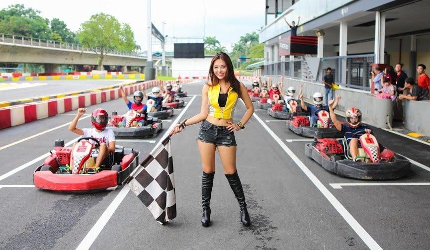 karting provence