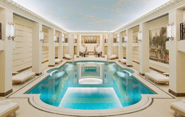 Chanel ouvre un spa au Ritz, le célèbre Palace à Paris