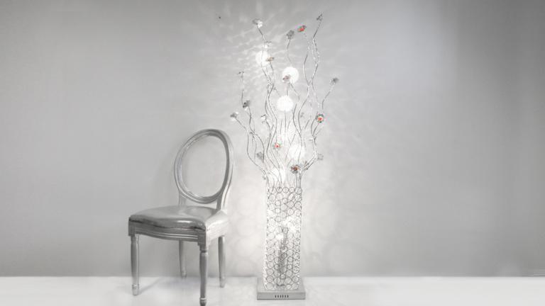 conseil d co quel lampadaire choisir pour un salon. Black Bedroom Furniture Sets. Home Design Ideas