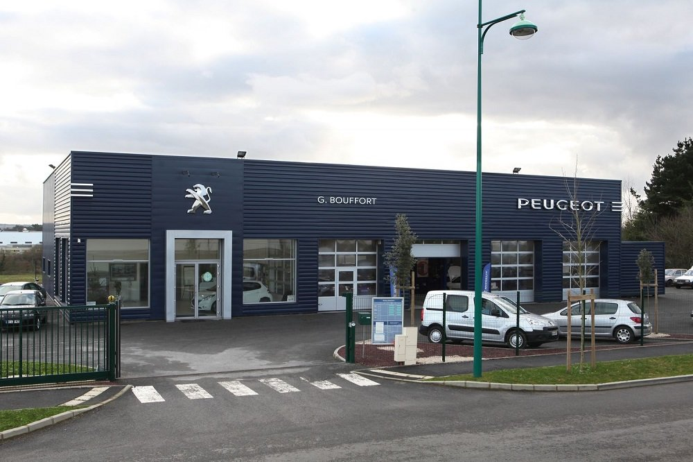 Trouver un v hicule fiable au garage peugeot axonpost for Garage peugeot chateaulin