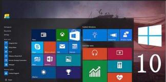 écran windows 10 Ranarison Tsilavo