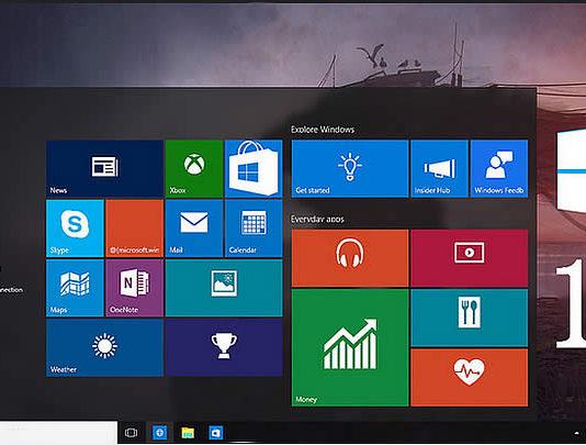 écran windows 10 Ranarison Tsilavo