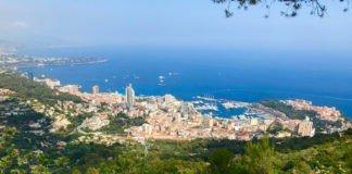 Parc Saint Roman Monaco