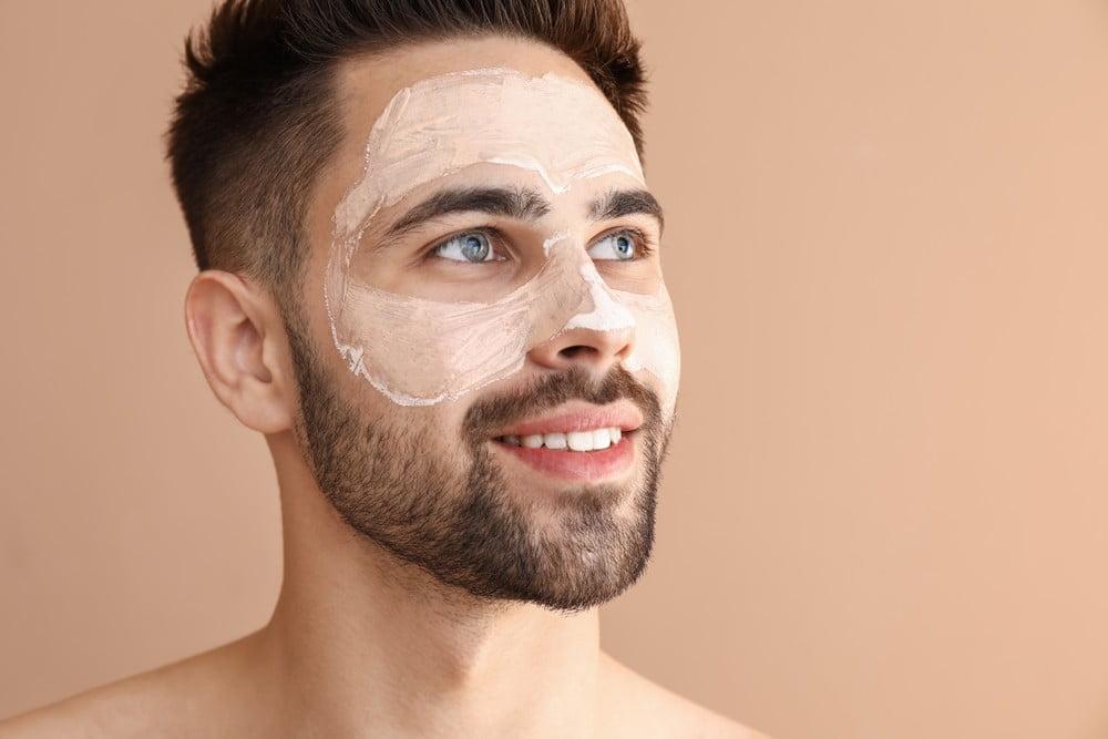 produits de beauté pour hommes